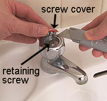 youtube how to change tap washer